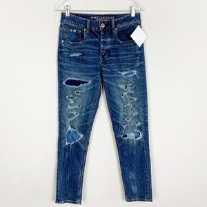 American Eagle | Tomgirl relaxed skinny jeans 2